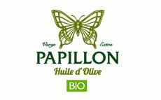 huile olive papillon logo