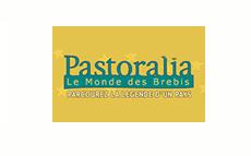 Pastoralia Le monde des brebis logo